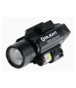 Olight Baldr IR Black 1350 Lumen LED Handgun Weapon Light with Infrared Illuminator
