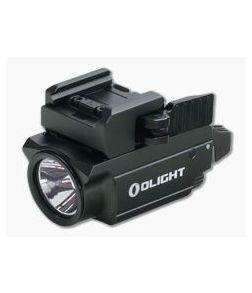 Olight Baldr Mini Limited Gunmetal Gray 600 Lumen Compact Handgun Weapon Light with Green Laser