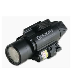 Olight Baldr RL Black 1120 Lumen LED Handgun Weapon Light with Red Laser