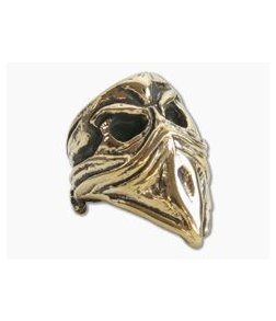 Lion Armory Bandit Bead Brass