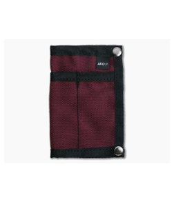 Arc Company The Bolder EDC Wallet Red