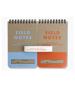 Field Notes Heavy Duty Ruled Front Paper Notebook 2 Pack FNC-47
