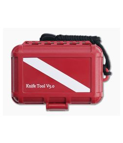 Audacious Concept S3 Hex Storage Case for KT5 Red