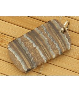 Courtney Turnage Mammoth Tooth Pendant CT149