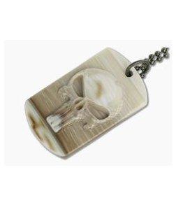 Turnage Mammoth Skull Pendant CT168