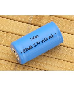 Olight Cytac RCR123A Li-ion Rechargeable Battery 750mA