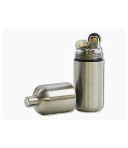 Maratac Peanut Lighter Stainless Steel