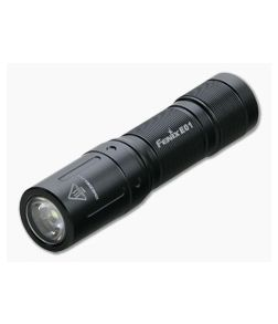 Fenix E01 V2.0 Black 100 Lumen Mini LED AAA Flashlight E01V2BK