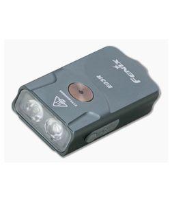 Fenix E03R 260 Lumen All Metal Rechargeable Keychain Flashlight E03RKCG-Y