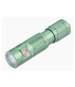 Fenix E05R Green 400 Lumen Rechargeable LED Mini Flashlight E05RG2GR