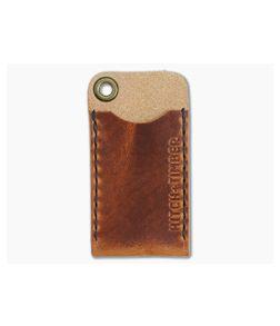 Hitch & Timber EDC Slip English Tan Leather