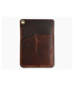 Hitch & Timber Engineer Caddy Autumn Harvest Leather EDC Utility Wallet