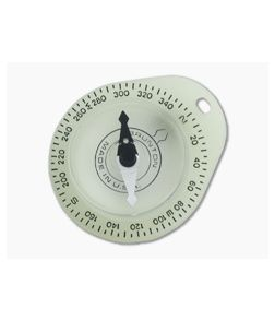 Brunton 9041 Glowing Keyring Compass