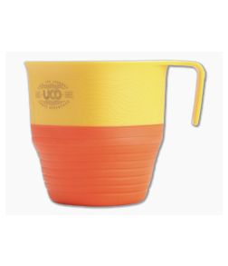 UCO Gear Camp Cup Collapsible Mug Retro Sunrise