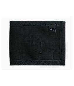 Arc Company The Field Slim Bi-Fold Wallet Black