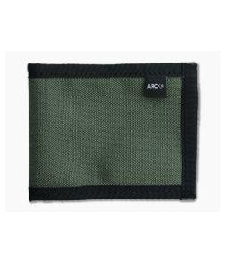 Arc Company The Field Slim Bi-Fold Wallet Green