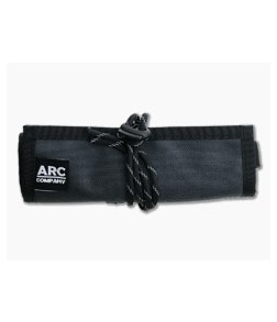 Arc Company The Frontier EDC Roll Up Bag Coal Gray