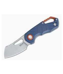 MKM Mikita Voxnaes Isonzo Cleaver Stonewashed Plain N690Co Blue FRN FX03-2PBL
