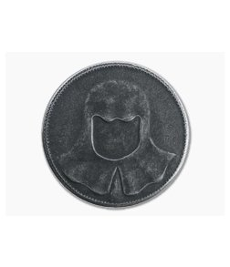 Shire Post Mint Game of Thrones Thick Iron Coin of the Faceless Man