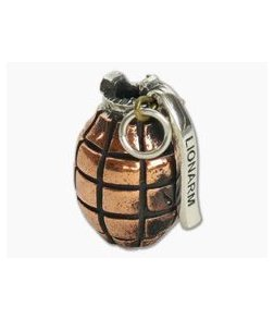 Lion Armory Hand Grenade Bead Copper Limited Edition