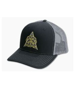 TOPS Knives Mesh Back Snapback Hat HAT-03