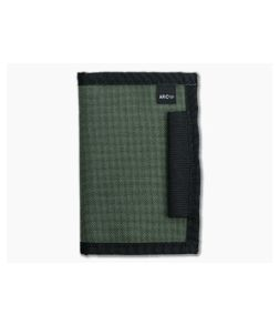 Arc Company The Heist EDC Notebook Wallet Green