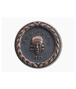 Shire Post Mint Dread Pirate Roberts Coin Copper