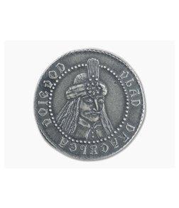 Shire Post Mint Vlad Dracula Silver 3-Ducat Coin