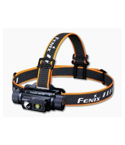 Fenix HP70R 1600 Lumen Multi Output USB Rechargeable LED Headlamp HM70RSBK