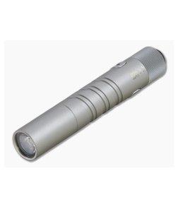 Olight i3T EOS Titanium AAA 180 Lumen Slim Tail Switch Flashlight