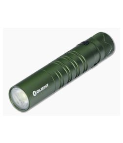 Olight i5R EOS LTD OD Green 350 Lumen Slim Tail Switch USB Rechargeable Flashlight