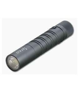 Olight i5T EOS Gunmetal Grey Limited Edition AA 300 Lumen Slim Tail Switch Flashlight