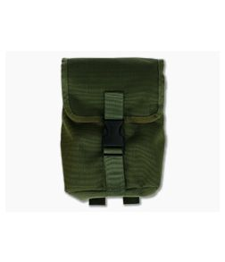ESEE Gear Large Tin Cordura Pouch OD Green