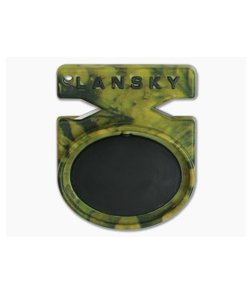Lansky Quick Fix Pocket Sharpener Camo Green