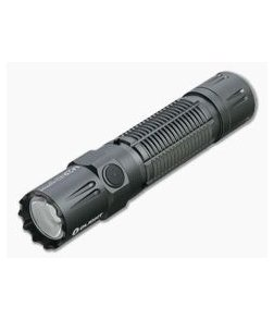 Olight M2R Pro Warrior Gunmetal Gray Limited Tactical Rechargeable 1800 Lumen Neutral White LED Flashlight