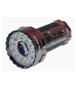 Olight Marauder 2 LTD Antique Bronze 14000 Lumen Rechargeable Flashlight w/ Power Adaptor