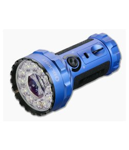 Olight Marauder 2 Blue Limited 14000 Lumen Rechargeable Flashlight