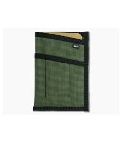Arc Company The Marksmen EDC Notebook Slip Case Green