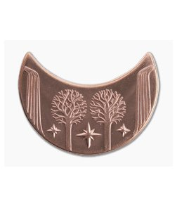 Shire Post Mint The Lord of the Rings Rivendell Crescent Moon Copper