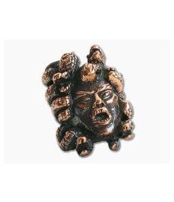 Lion Armory Medusa Bead Copper