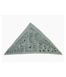Survival Metrics Head for Survival Tactical Triangular Bandana Cravat