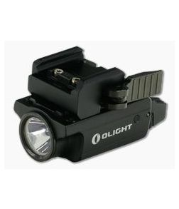 Olight PL-MINI 2 Valkyrie Rechargeable Weapon Light Black