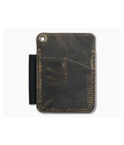Hitch & Timber Mini Engineer Caddy Crazy Horse Leather EDC Utility Wallet