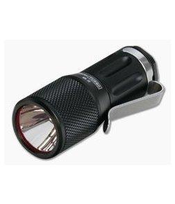 FourSevens Mini Turbo MK III 700 Lumen RCR123 LED Flashlight MKIII-TURBO-BLK