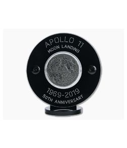 Shire Post Mint Apollo 11 50th Anniversary Moon Landing Silver Coin with Boot Print