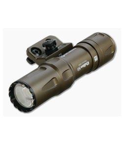 Olight Odin Mini Desert Tan 1250 Lumen 18650 Rechargeable Picatinny Rail Weapon Light