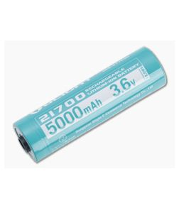 Olight 21700 5000mAh 3.6v Rechargeable Lithium Ion Battery ORB3-217C50
