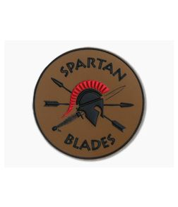 Spartan Blades PVC Patch