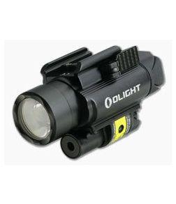 Olight PL-2RL Baldr 1200 Lumen LED Handgun Weapon Light with Red Laser