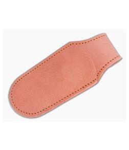 MKM Magnetic Leather Pocket Sheath Orange PLSM01-OR